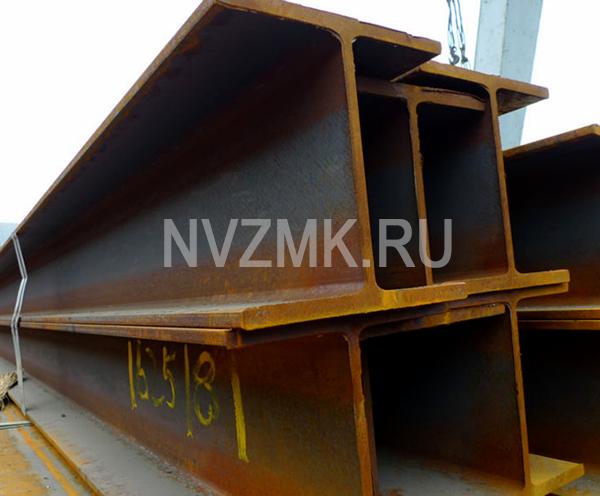 Сварные колонны из двутавра используются для возведения перекрытий