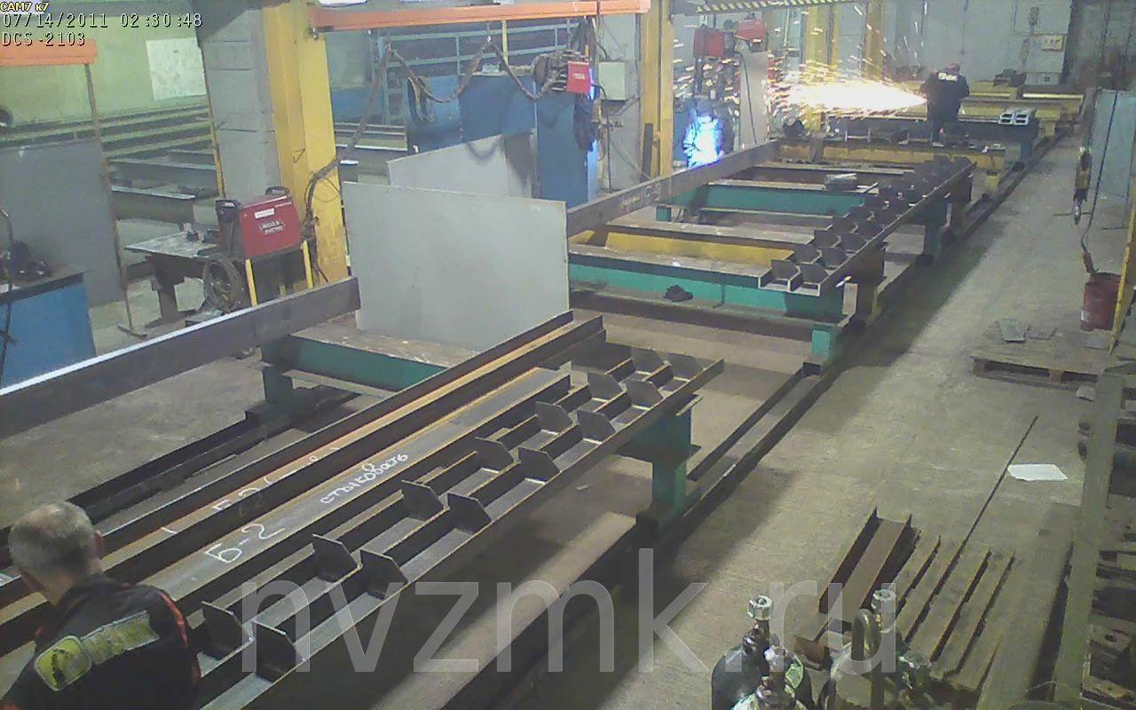 Окончено производство блочно-модульных бытовок для размещения строителей