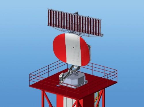отгружены металлоконструкции аэродромного радиолокатора нового поколения АМИ 2700
