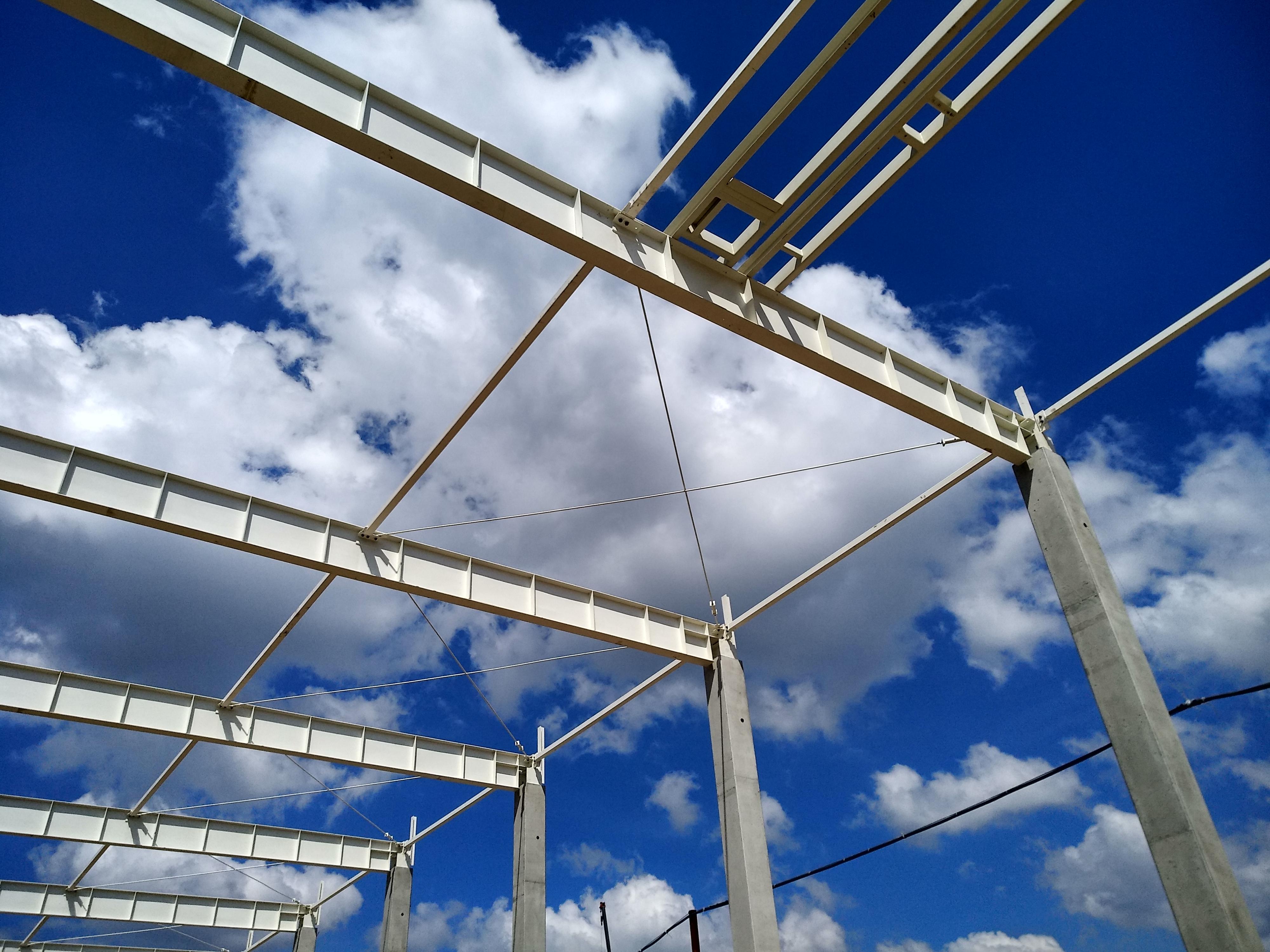 Строительство складов и складских комплексов под ключ