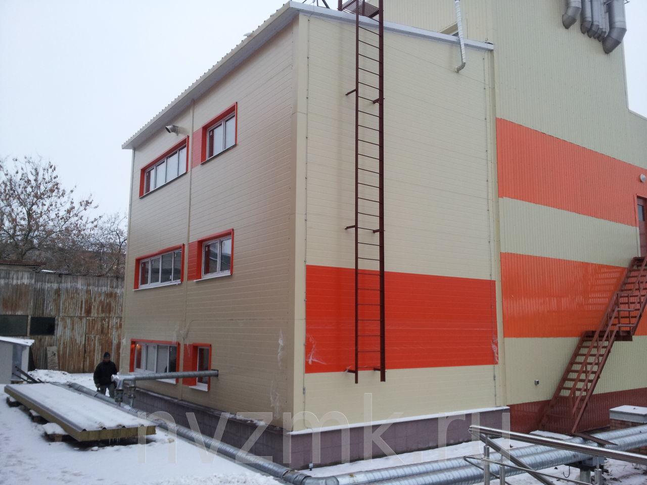 Услуги по проектированию, изготовлению и монтажу современных цехов предлагает ПСК Новинский ЗМК