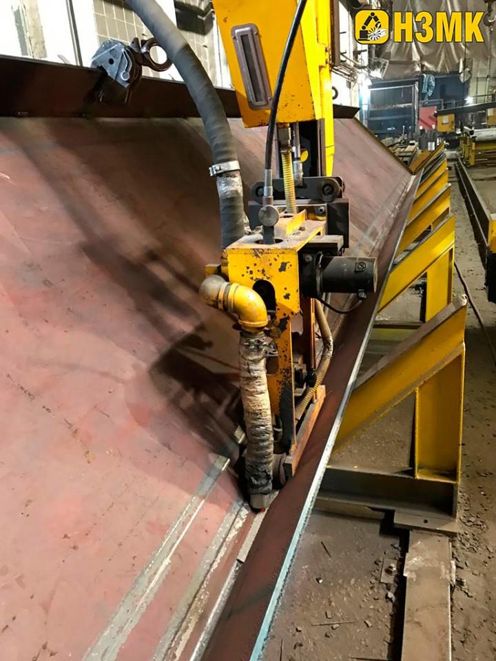 Сварная балка и балка переменного сечения в строительных металлоконструкциях что это производство преимущества