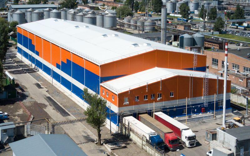 проектирование и изготовление небольшого склада или полноразмерного логистического терминала или комплекса